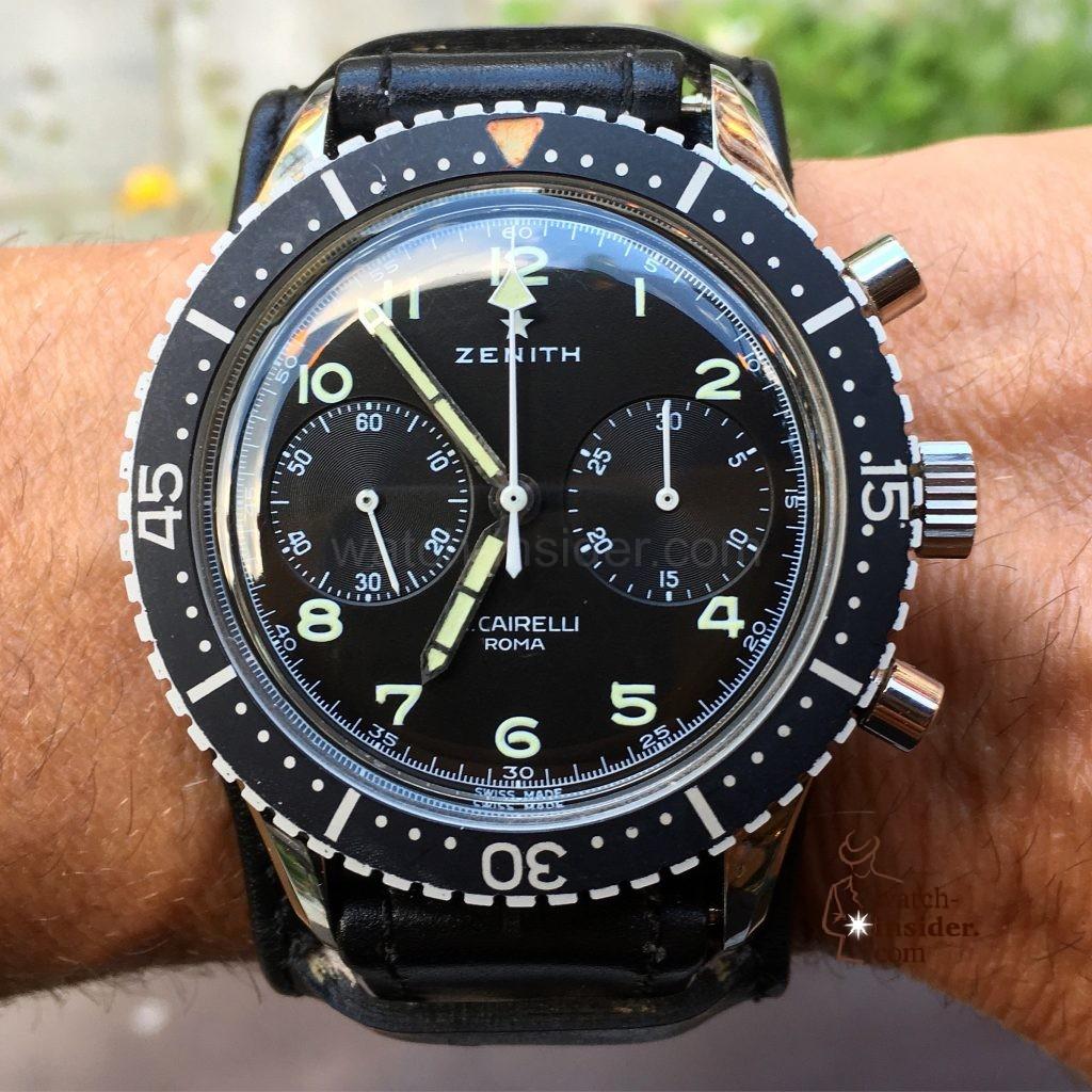 Zenith Cronometro TIPO CP-2