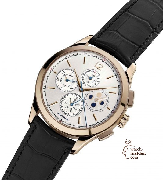 Montblanc Heritage Chronometrie Chronograph Quantième Annuel