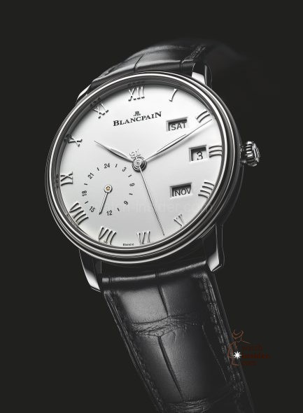 Blancpain Villeret Collection Quantième Annuel GMT