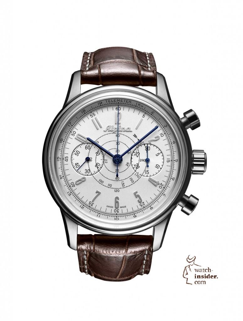 Alpina Geneve Alpina Heritage Pilot Chronograph Automatic