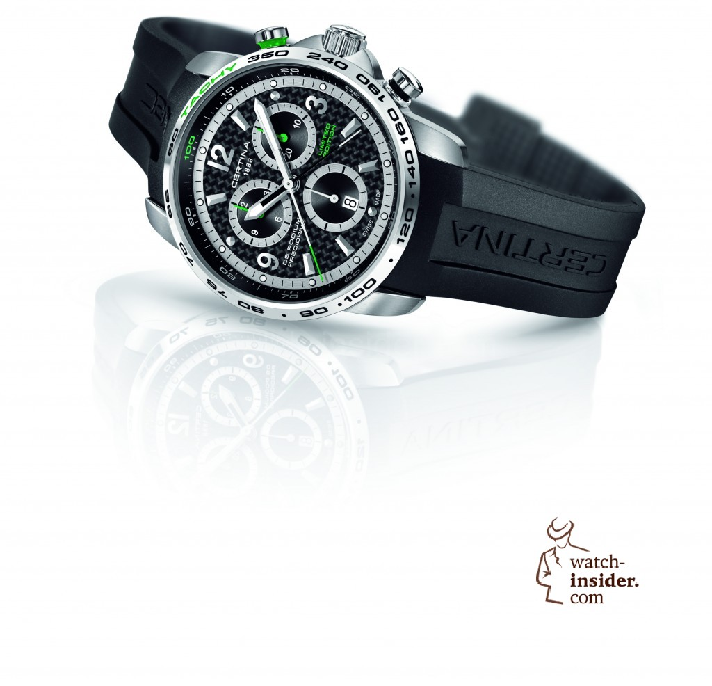 "Certina ""DS Podium Big Size Chronograph WRC Limited Edition"""