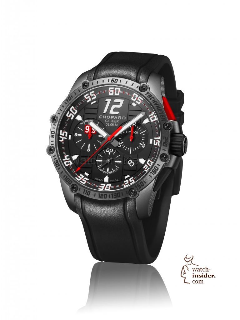"""Chopard """"Superfast Chrono Porsche Motorsport 919 Black Edition"""""""
