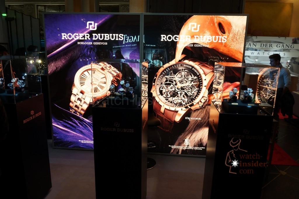Munichtime 2013: Roger Dubuis