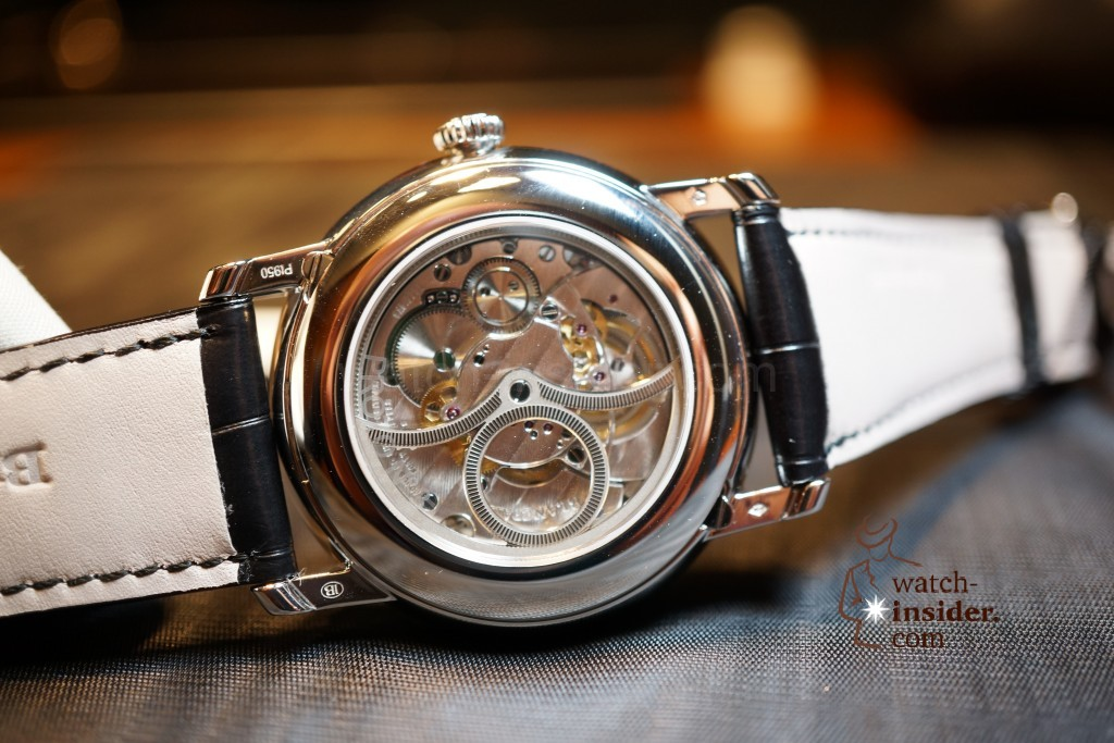 Blancpain Villeret Perpetual Carousell with moon phase
