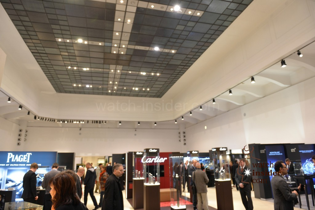All Richemont brands exhibiting at Viennatime