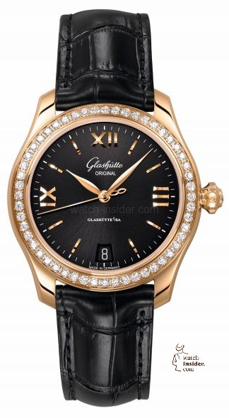 GLASHUETTE ORIGINAL Lady Serenade 17.500€