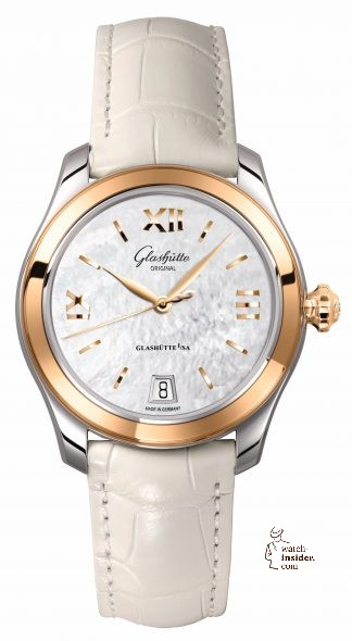 GLASHUETTE ORIGINAL Lady Serenade_8000€