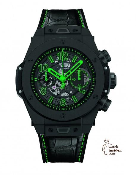 Hublot Big Bang Unico All Black Limited Edition – Boutique Exclusive