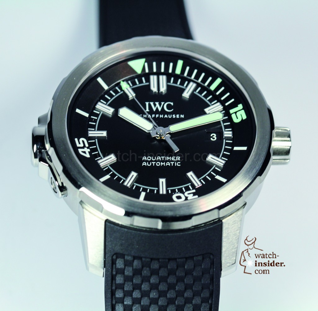 IWC Aquatimer Automatic