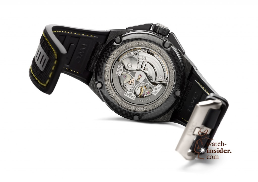 Ingenieur Automatic Carbon Performance from the year 2013