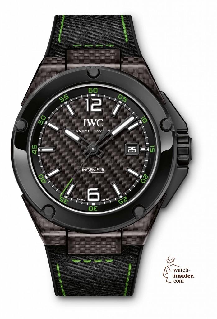 IWC Ingenieur Automatic Carbon Performance