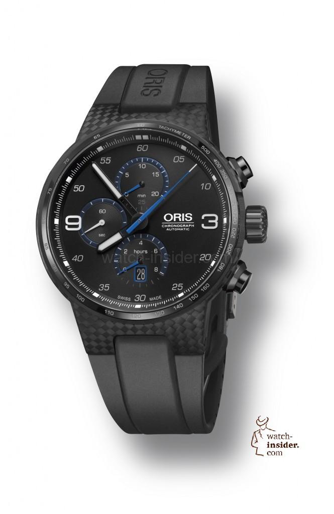"Oris ""Williams Chronograph Carbon Fibre Extreme"""