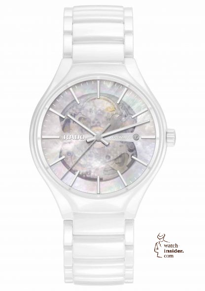RADO True Open Heart White 2130€
