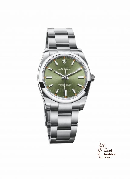 ROLEX Oyster Perpetual 34_4600€