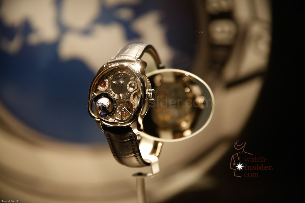 Greubel Forsey GMT at Viennatime