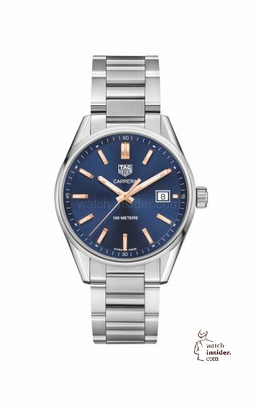 TAG HEUER Carrera Lady Blue Dial 1800€