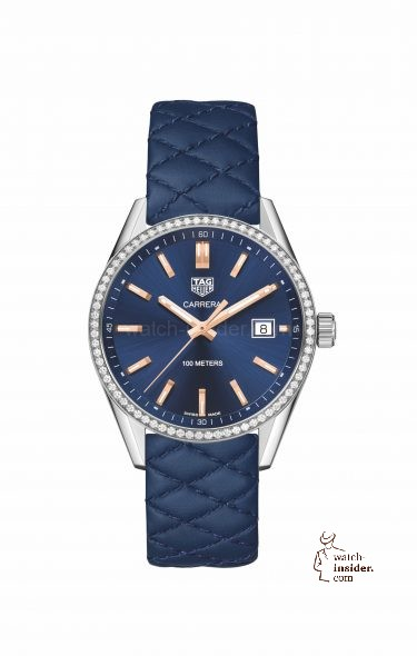 TAG HEUER Carrera Lady Blue Dial 3750€