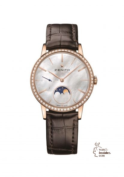 ZENITH Elite Ultrathin Lady Moon Phase 13.500€