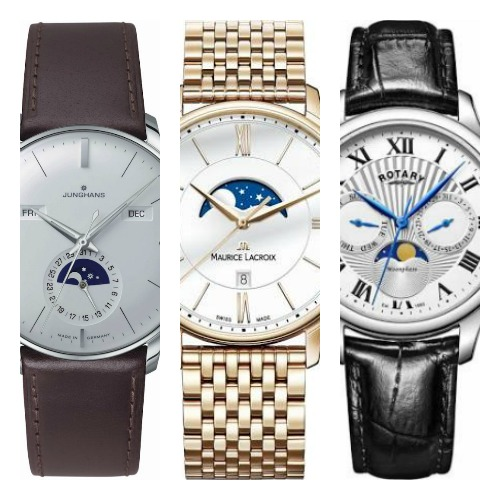 16 Best Affordable Moon Phase Watches Best Swiss Watch Brands
