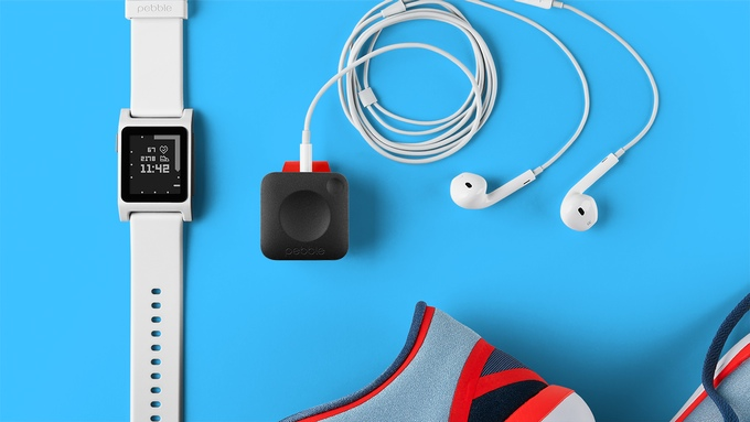 Pebble re-invented the iPod Shuffle