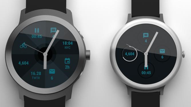 Google's first Nexus smartwatches