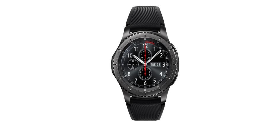 Samsung's new Gear S3  that will kill the Apple Watch 2