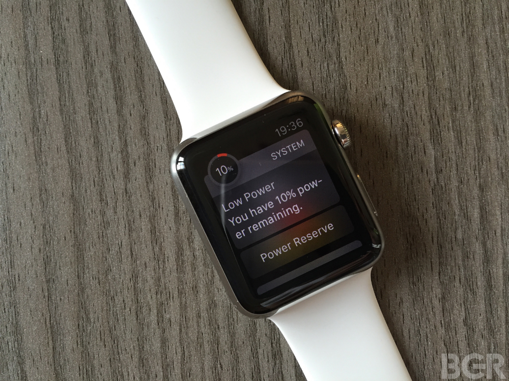 Apple tipped to fix some bad things about the Apple Watch