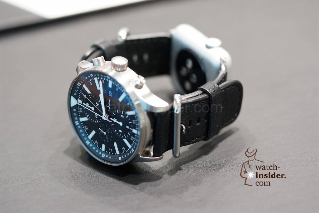 Baselworld 2016: The SINN novelties presented on five pages