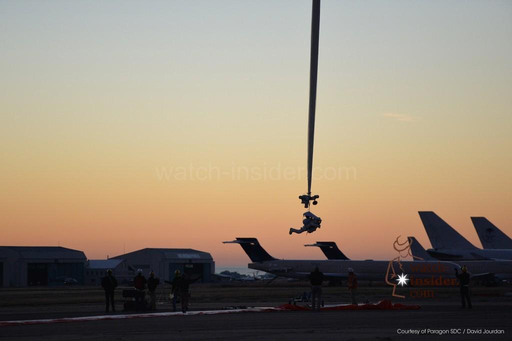 Baselworld 2016: Robert Alan Eustace, his stratosphere-jump and the Sinn 857 UTC
