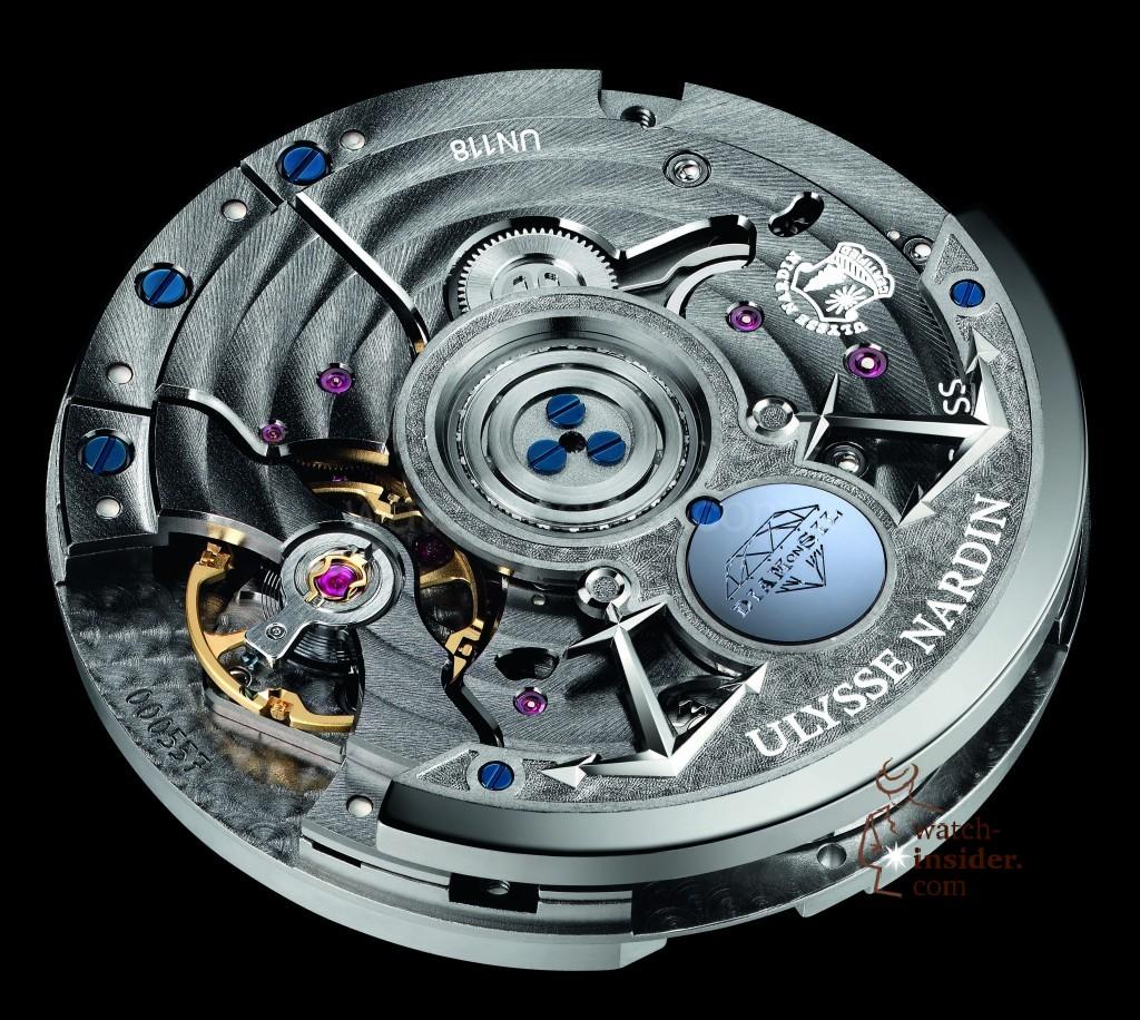 The Ulysse Nardin Marine Chronometer Manufacture