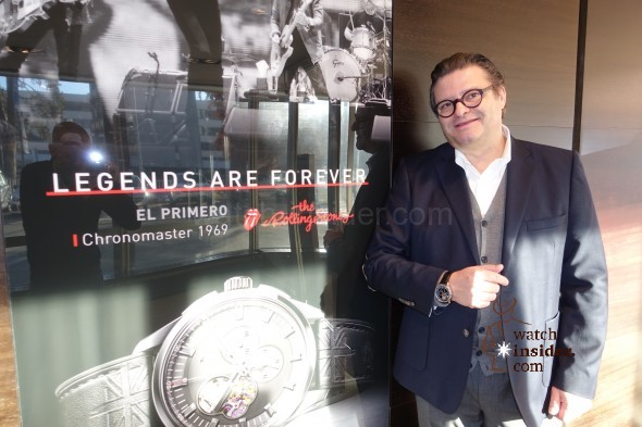 Talking to Aldo Magada, CEO of Zenith on a special occasion