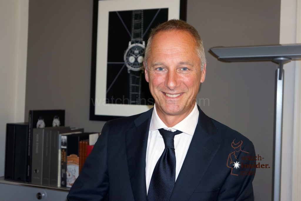 2o years A. Lange  Söhne Lange 1 Episode 1: In conversation with with CEO Wilhelm Schmid
