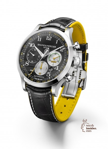Formula 10. Ten new petrol-head type chronographs you should have a look at.