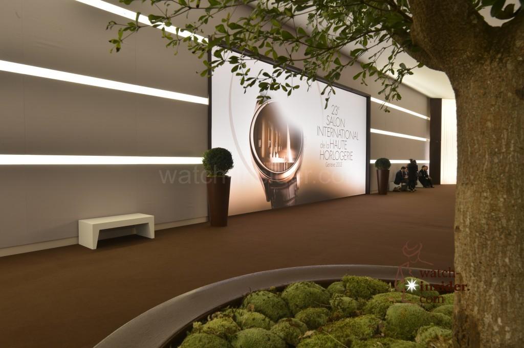 Some facts about the Salon International de la Haute Horlogerie (SIHH)