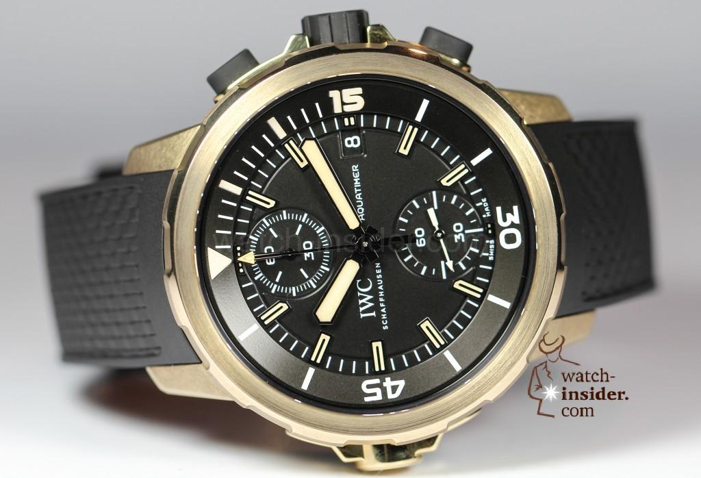 SIHH 2014 – The new IWC Aquatimer replica watches