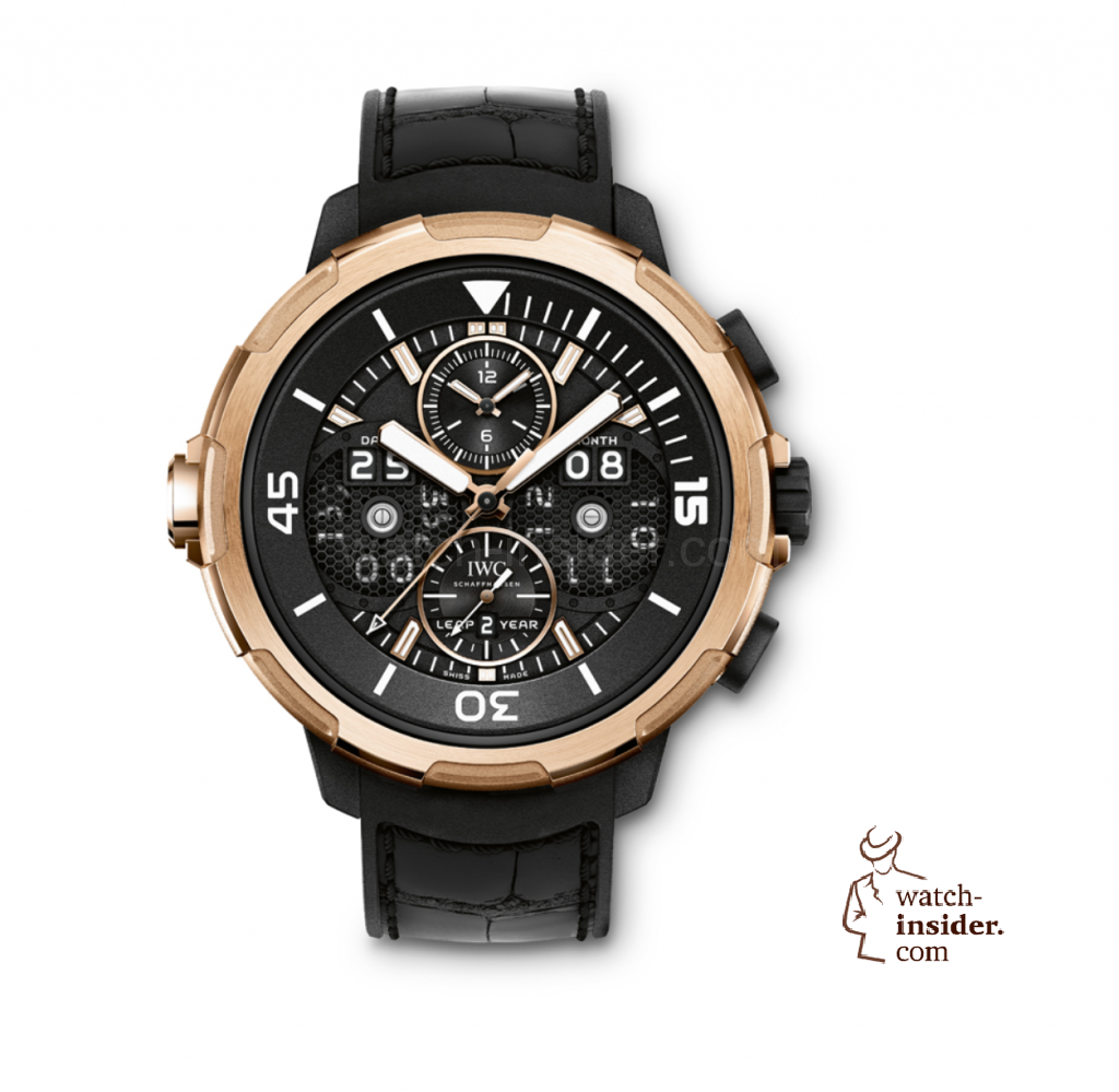 Pre-SIHH 2014 UPDATE: Here are the official technical data for the IWC Aquatimer novelties