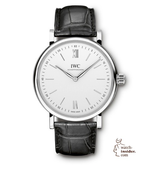 IWC Schaffhausen line extension: The Portofino Hand-Wound Pure Classic (Ref. IW511101/IW511102)