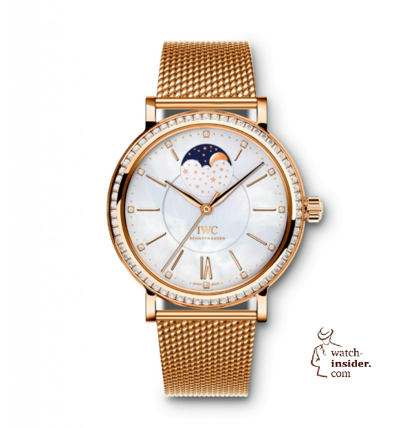 Live from Replica WatchesWonders 2014 in Hong Kong: IWC Schaffhausen presents its new Portofino Ladies Replica Watches