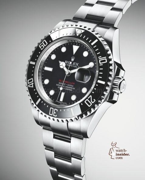 Rolex Sea-Dweller anniversary model ref 126600