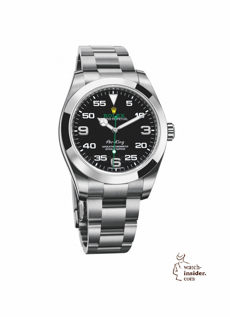 Baselworld 2016: Rolex Air-King – let me discuss some probably unknown facts about the replica watch