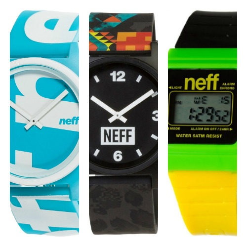 Neff Watches Review – Are They Any Good? Colourful Wacky Timepieces