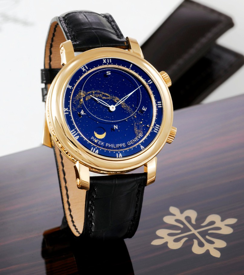 Astronomic patek philippe watch could reach sky high price in hong kong best swiss watch for Patek phillipe watch