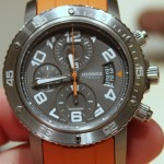 Hermes Clipper Automatic Chronograph Watch Out For 2010