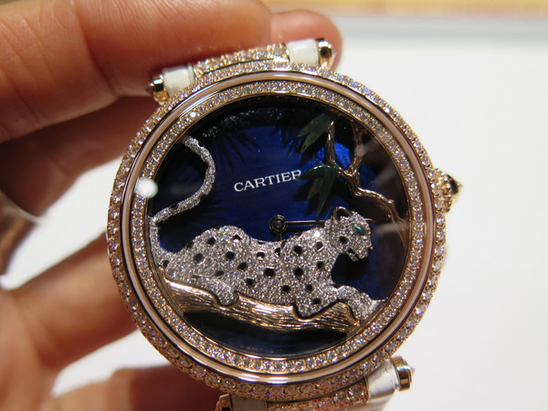 New Cartier Metiers d'Art Womens Watches for SIHH 2014 ...