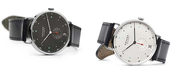 Nomos_Metro_38_Datum_watches_pair_560