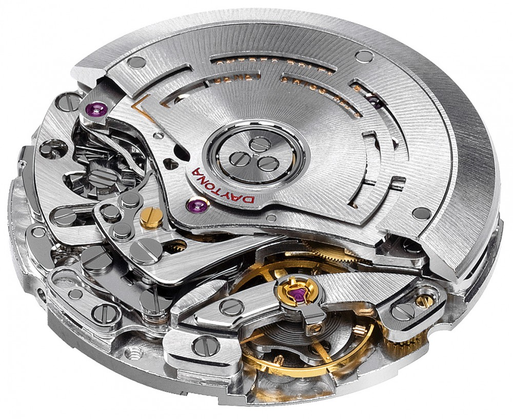 Rolex 4130 automatic chronograph chronometer movement best swiss watch brands review buying for Auto movement watches