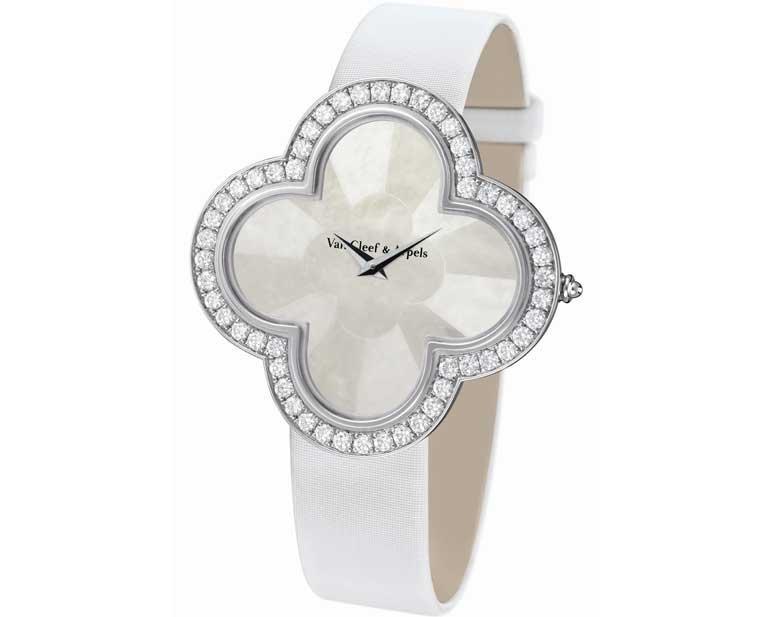 Stunning Crystals Ladies Watch-Alhambra Talisman