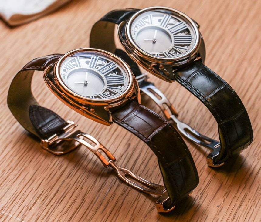 cartier unique style cl de cartier mysterious hour
