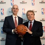 Tissot Lanched Five NBA Special Edition Watches