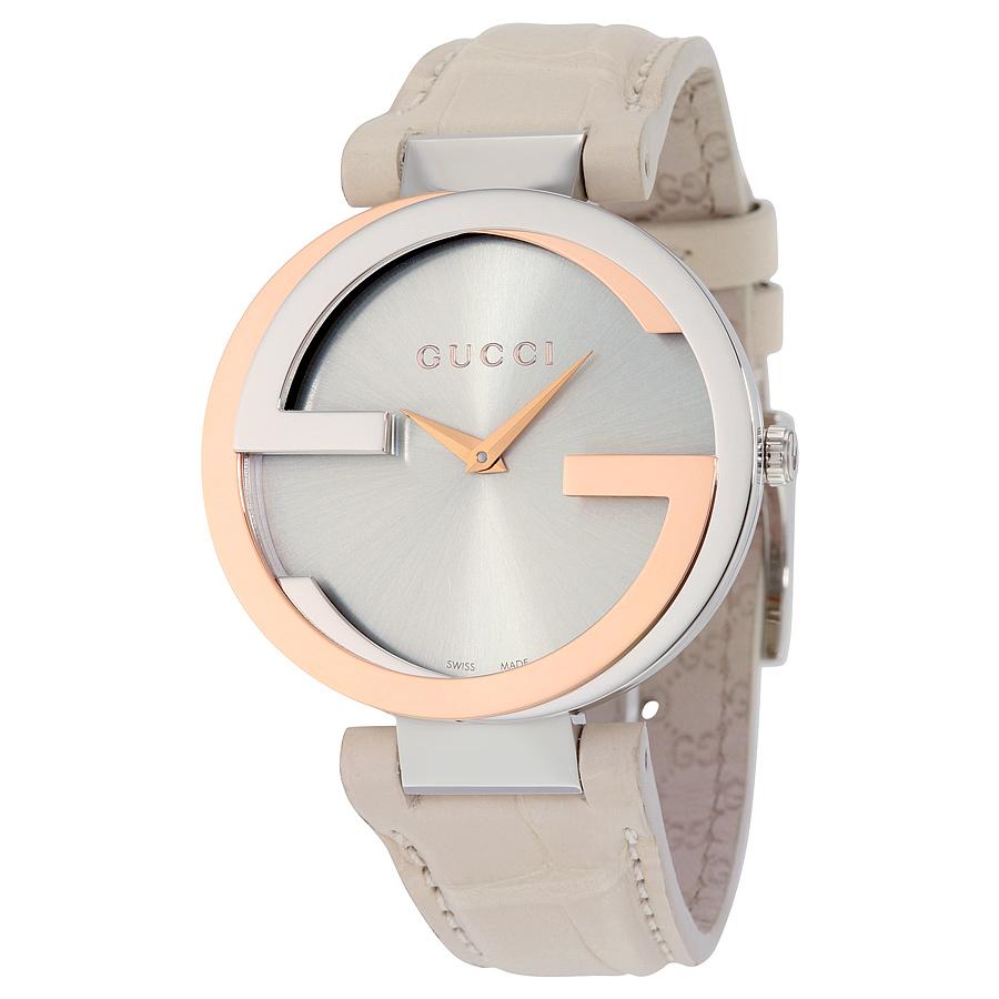 Gucci Interlocking ladies watch